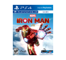 Đĩa Game PlayStation VR Iron Man