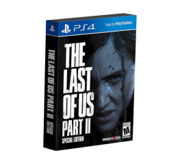 Đĩa Game PlayStation PS4 The Last of Us 2: Special Edition