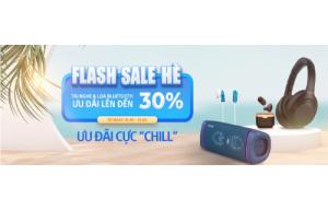Flash Sale Mùa Hè - Ưu Đãi Cực Xịn