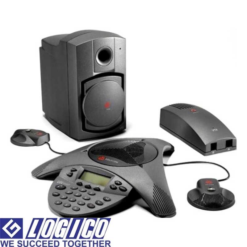 Review điện thoại hội nghị Polycom SoundStation VTX 1000