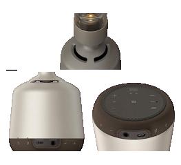 Loa Bluetooth thủy tinh Sony LSPX-S2