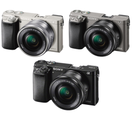 Máy ảnh Sony Alpha A6000