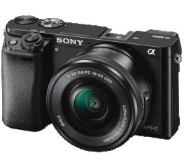 Máy ảnh Sony Alpha A6000 + Lens 16-50mm F3.5-5.6