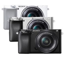 Máy ảnh Sony Alpha A6100L