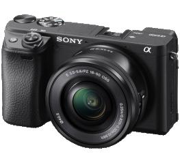 Máy Ảnh Sony Alpha A6400 + Lens 16-50mm