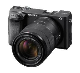 Máy Ảnh Sony Alpha A6400 + Lens 18-135mm
