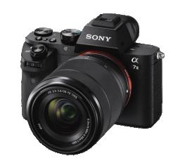 Máy ảnh Sony Alpha A7 Mark II + Lens 28-70mm f/3.5-5.6