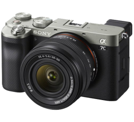 Máy ảnh Sony Alpha A7C + Lens 28-60mm F/4-5.6