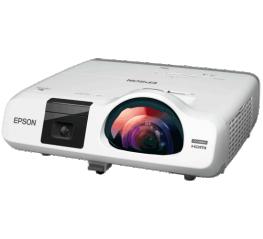 Máy chiếu tương tác Epson EB-536Wi