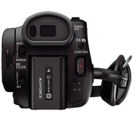 Máy quay phim 4K Sony FDR-AX100E