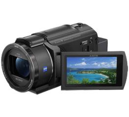 Máy quay phim 4K Sony FDR-AX43