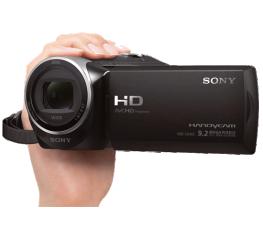 Máy quay phim Full HD Sony HDR-CX405
