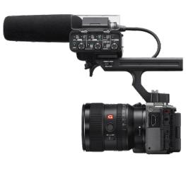 Máy quay phim Sony Cinema Line FX3