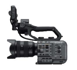 Máy quay phim Full-Frame Sony ILME-FX6V dòng Cinema Line