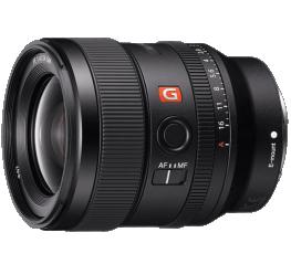 Ống len Fix Full Frame góc rộng Sony G Master 24mm F1.4