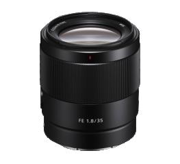 Ống len Fix Full Frame Sony E-mount 35mm F1.8