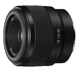 Ống len Fix Full Frame Sony E-mount 50mm F1.8