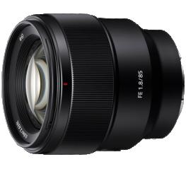 Ống len Fix Full Frame Sony E-mount 85mm F1.8