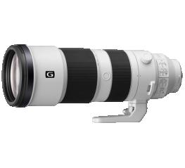 Ống len Siêu Tele Full Frame chống rung Sony G 200-600mm F5.6-6.3 OSS