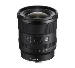 Ống len Fix Góc rộng Full Frame Sony G 20mm F1.8 (SEL20F18G)