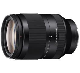 Ống len Zoom Full Frame chống rung Sony 24-240mm F3.5-6.3 OSS (SEL24240)