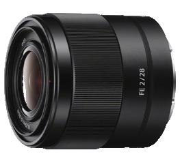 Ống len Fix Góc rộng Full Frame Sony 28mm F2.0 (SEL28F20)
