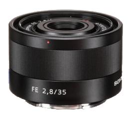 Ống len Fix Full Frame Carl Zeiss T* 35mm F2.8 ZA (SEL35F28Z)