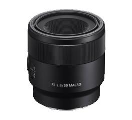 Ống len Macro Full Frame Sony 50mm F2.8 (SEL50F28)