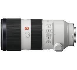 Ống len Tele Full Frame chống rung Sony G Master 70-200mm F2.8