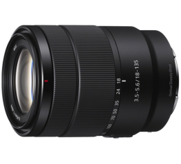 Ống len Zoom chống rung Sony 18-135mm F3.5-5.6 OSS