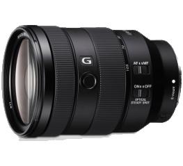 Ống len Zoom Full Frame chống rung Sony G 24-105mm F4.0