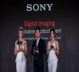 Sony A7R IV và RX100 VII được giới thiệu tại thị trường Singapore