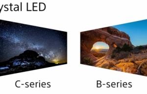 SONY công bố hai dòng màn hình Microled mới cho khách hàng doanh nghiệp