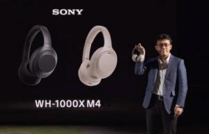Sony WH-1000XM4 trình làng, Bluetooth 5.0 kết nối cùng lúc với 2 thiết bị