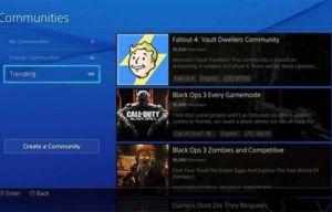 Sony xác nhận đóng cửa PS4 Communities trong tháng 4 tới