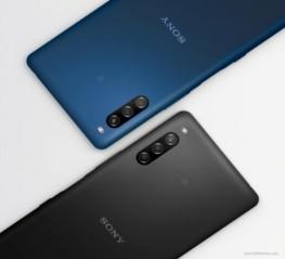 Sony Xperia L4 điện thoại đầu tiên có màn hình khuyết đỉnh (notch)