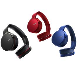 Tai nghe không dây EXTRA BASS Sony MDR-XB950B1