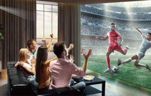 Top máy chiếu xem bóng đá cho mùa Euro 2021