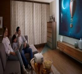 Tư vấn kinh nghiệm mua máy chiếu xem phim cho gia đình