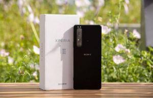 Xperia 1 III - Chiếc smartphone cao cấp nhất từng được Sony ra mắt có giá 30 triệu đồng